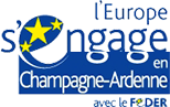 Logo - l'europe s'engage en Champagne-Ardenne